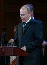 В.В.Путин выступил на церемонии открытия Международного конкурса имени П.И.Чайковского