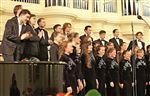 Участие Камерного хора в Молодёжном фестивале в Санкт-Петербурге