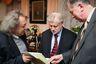 Ректор Московской консерватории поблагодарил Сергея Миронова за помощь в ее реставрации