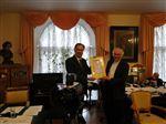 Подписание соглашения Московской консерватории с фирмой «Kawai»