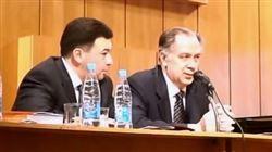 Совместное заседание ученых советов Московской консерватории и Музея им. М.И.Глинки