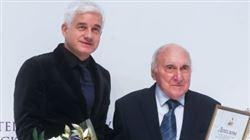 Владимир Емельянович Захаров удостоен Премии имени А.В. Луначарского