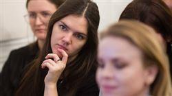 Собрание студентов 1 курса историко-теоретического  (специалитет и бакалавриат) и композиторского факультетов