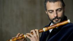 Мастер-класс Франсуа Лазаревича (барочная флейта)