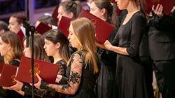 Выставка, посвященная 300-летию Синодального хора