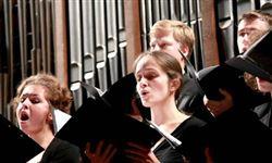 Общедоступные концерты хоровой музыки