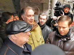 Московскую консерваторию посетил первый заместитель мэра Москвы Владимир Ресин