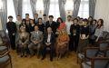 Церемония вручения свидетельств и сертификатов иностранным слушателям дополнительного образования