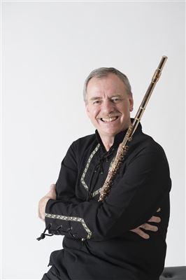 Мастер-класс флейтиста Яноша Балинта (Венгрия)