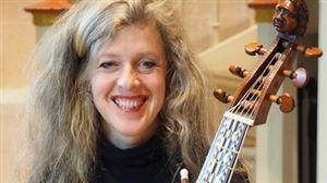 Мастер-класс профессора Высшей школы музыки в Веймаре (Германия) Имке Дэвид (виола да гамба)