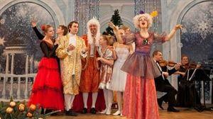 Семейные Рождественские театрализованные концерты<br>«Волшебство Рождественского бала»