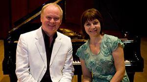 Мастер-класс О.Степанова и Н.Власенко (фортепиано)