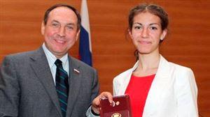 XIV Всероссийский конкурс молодежи «Моя законотворческая инициатива»
