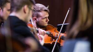 Прослушивание и распределение студентов I курса в симфонические оркестры Консерватории