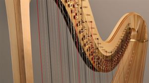 The First Vera Dulova International Competition for Solo Harp Performers
