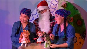 «Консерватория — детям»: новогодний концерт и кукольный спектакль «Когда родился Дед Мороз»