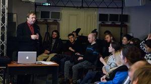 «СТУДИЯ|education». Образовательный онлайн-проект ансамбля «Студия новой музыки»