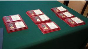 Вручение памятных медалей Следственного комитета «75 лет Победы в Великой Отечественной войне 1941-1945 гг.»