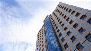 Открытие нового корпуса общежития