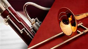 1-й Международный конкурс исполнителей на духовых и ударных инструментах