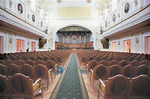 Консерватория: Большой зал открылся всерьез