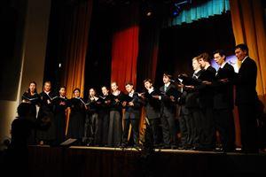 Концерт педагогов и студентов Консерватории в Культурном центре МВД 17 мая 2010 г.