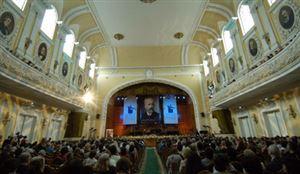 Реставрация Большого зала Московской консерватории имени Чайковского завершится в 2011 году
