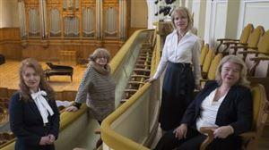 Арфовый форум Московской консерватории. К 145-летию со дня основания класса арфы