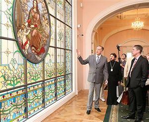 Заседание Попечительского совета Московской консерватории
