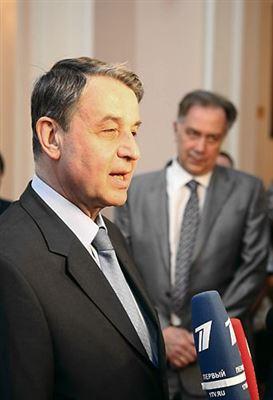 Министр культуры А. А. Авдеев: «Коллектив консерватории во главе с А. С. Соколовым просто сделал невозможное»