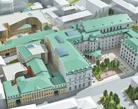 Большой зал консерватории закрывается на год