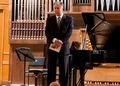 Концерт-презентация Ассоциации выпускников консерватории «Alma Mater» 23 октября 2011 г.