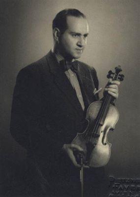 III Московский международный конкурс скрипачей имени Д. Ойстраха