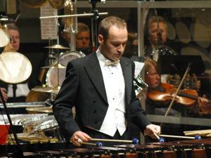 Мастер-класс  профессора Небойши Йован Живковича, германского композитора, маримбиста–виртуоза