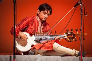 Мастер-классы Атиша Мукхопадхьяя, сарод (Индия)