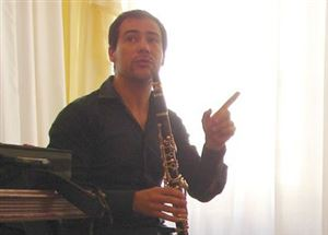 Мастер-класс Алессандро Карбонаре