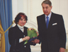 В.Н.Холопова — лауреат Премии Правительства Российской Федерации