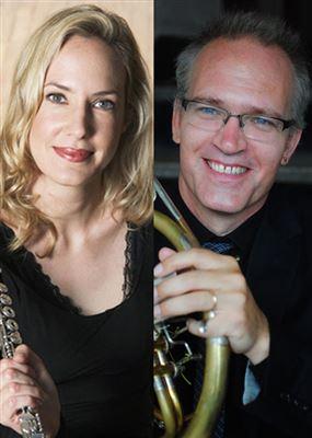 Мастер классы Линды Чаттертон, флейта (США) и Карла Крамера - Йохансена, валторна (США - Норвегия)