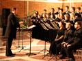 Камерный хор Московской консерватории открыл фестиваль «Орган ПЛЮС»
