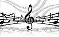 Первый конкурс юных композиторов