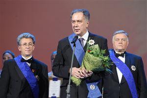 Ректор Московской консерватории Александр Соколов удостоен Премии Андрея Первозванного