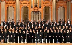 Мастер-класс «Национальный молодежный хор российских консерваторий»