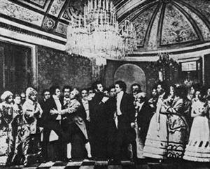 Премьера оперы П.И.Чайковского «Евгений Онегин»
