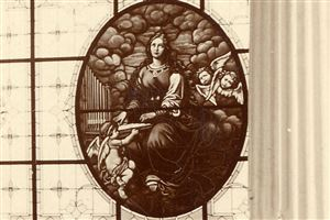 В Московской консерватории восстановят утраченную Святую Цецилию