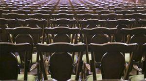 Заседание Учёного совета в Малом зале консерватории