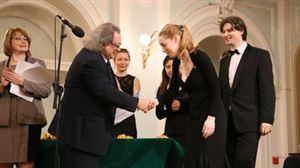 II Международный конкурс вокально-фортепианных дуэтов «Pianovoce»