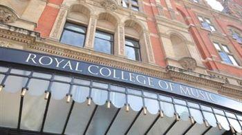 Стипендия в Королевский музыкальный колледж, Лондон