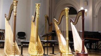 «Искусство игры на арфе. История и современность»