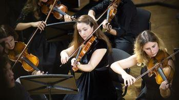 Творческая молодёжь Московской консерватории