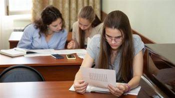 Расписание приёмных экзаменов 2021